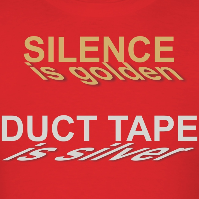 silence golden