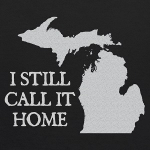 I Still Call It Home Down with Detroit Sweatshirts - Kids' Hoodie