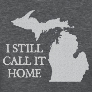 I Still Call It Home Down with Detroit Women's T-Shirts - Women's T-Shirt