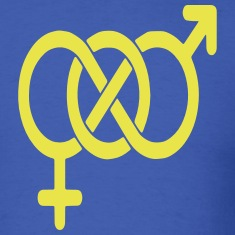 BISEXUAL LOGO T-Shirts