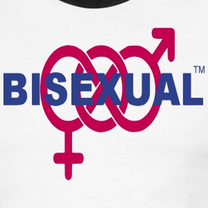 BISEXUAL T-Shirts - Men's Ringer T-Shirt