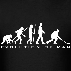 evolution_hockey_player_032013_b_1c T-Shirts - Men's T-Shirt