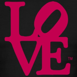 LOVE T-Shirts - Men's Ringer T-Shirt