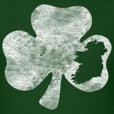 Ireland Shamrock Irish Celtic Apparel T-Shirts