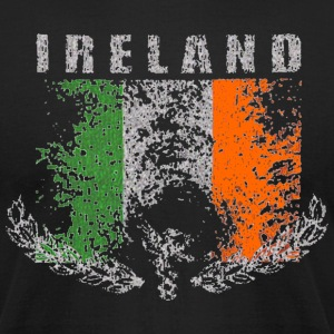Irish Vintage Irish Celtic Apparel T-Shirts - Men's T-Shirt by American Apparel