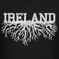 My Irish Roots Irish Celtic Apparel Long Sleeve Shirts