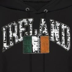Old Ireland Irish Celtic Apparel  Hoodies