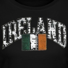 Old Ireland Irish Celtic Apparel  Long Sleeve Shirts