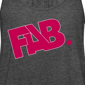 FAB. Tanks - Women's Flowy Tank Top by Bella