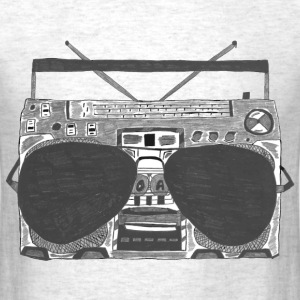 optical_audio4.gif T-Shirts - Men's T-Shirt