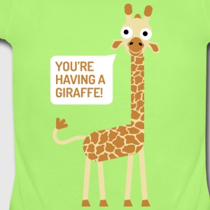 giraffe Baby & Toddler Shirts - Short Sleeve Baby Bodysuit