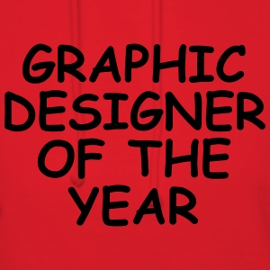 Graphic Designer Of The Year Hoodies - Women's Hoodie