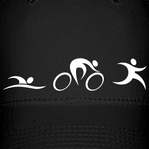 Triathlon Icons Caps - Baseball Cap
