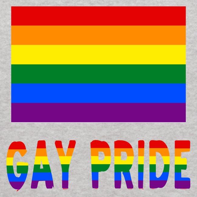 fc43be09af65 Auntie Shoes Gay Pride Flag Gear