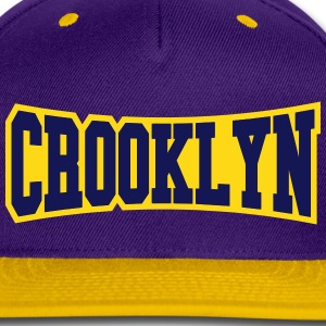 CROOKLYN Caps - Snap-back Baseball Cap