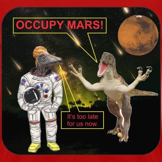 Occupy Mars f