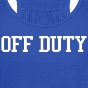 Off Duty - Women's Flowy Tank Top by Bella