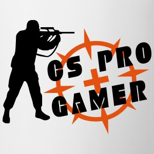 Cs pro gamer - Coffee/Tea Mug