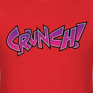 Crunch! Superhero Comics - Men's T-Shirt