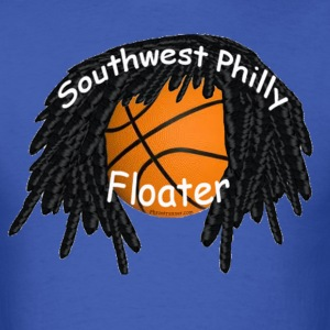 Southwest Philly Floater T-Shirts - Men's T-Shirt