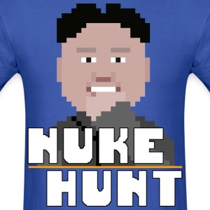 Nuke Hunt! T-Shirts - Men's T-Shirt