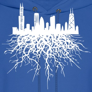 Chicago Roots Chicago Hoody Hoodies - Men's Hoodie