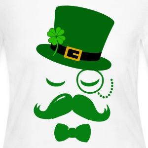 mustache2 Long Sleeve Shirts - Women's Long Sleeve Jersey T-Shirt