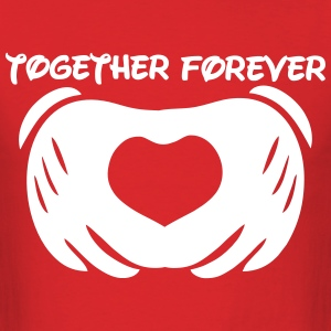 togethe_for_ever T-Shirts - Men's T-Shirt