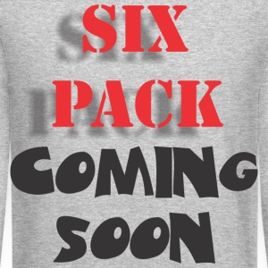six_pack Long Sleeve Shirts - Crewneck Sweatshirt
