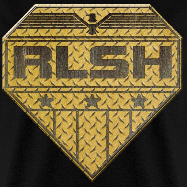 Hardcore RLSH Badge Adult T-Shirt