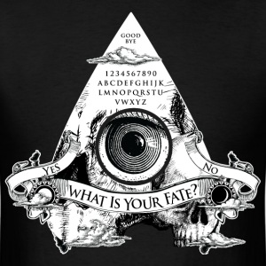 What is your fate? Ouija T-Shirts - Men's T-Shirt