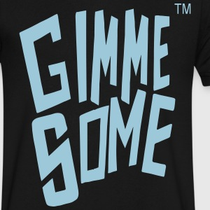 GIMMESOME T-Shirts - Men's V-Neck T-Shirt by Canvas