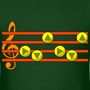 Sun Song - Zelda OoT T-Shirts - Men's T-Shirt