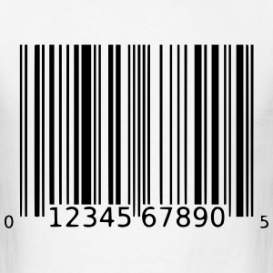 Barcode T-Shirts - Men's T-Shirt