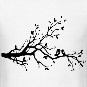 Cherry Tree T-Shirts - Men's T-Shirt