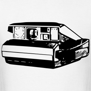 Retro Camera  T-Shirts - Men's T-Shirt