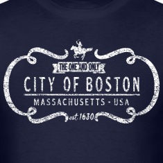 The One and Only Boston Back to Beantown T-Shirts