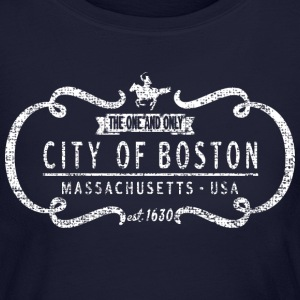 The One and Only Boston Back to Beantown Long Sleeve Shirts - Women's Long Sleeve Jersey T-Shirt