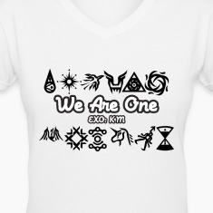 EXO: WE ARE ONE - Symbol Design Women's T-Shirts