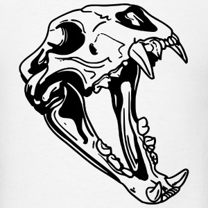 Animal Skull T-Shirts - Men's T-Shirt