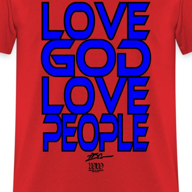 Love GOD Love People