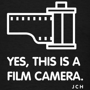 Film Photographers teeshirt - Men's T-Shirt