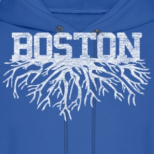 My Boston Roots Back to Beantown Hoodies - Men's Hoodie