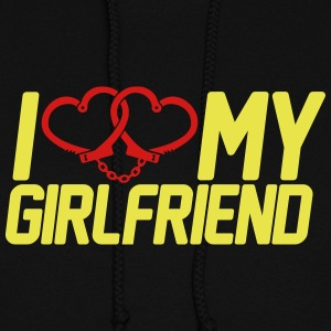 I Love my Girlfriend Hoodies - Women's Hoodie