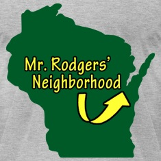 Mr Rodgers Milwaukee Mart T-Shirts