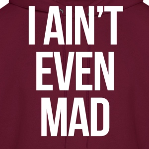 swag i aint even mad mp Hoodies - Men's Hoodie