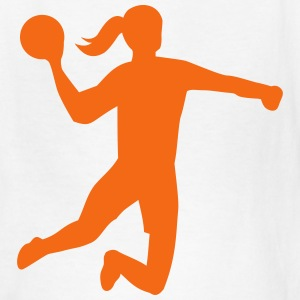 Handball Kids' Shirts - Kids' T-Shirt