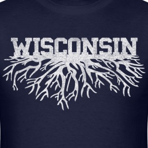 My Wisconsin Roots Milwaukee Mart T-Shirts - Men's T-Shirt