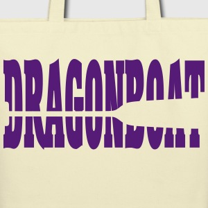 Dragonboat Dragon Watersport Sport 1c Bags  - Eco-Friendly Cotton Tote