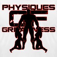Design ~ Muscle Worshiper Front Only (Red)